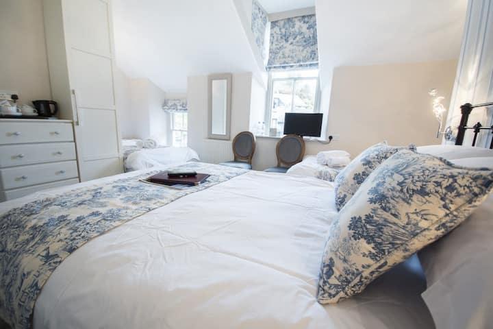 Family room at 2 Cambridge Villas, Ambleside
