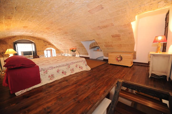 Romantic Loft in Hisotrical Center - Specchia - Loft