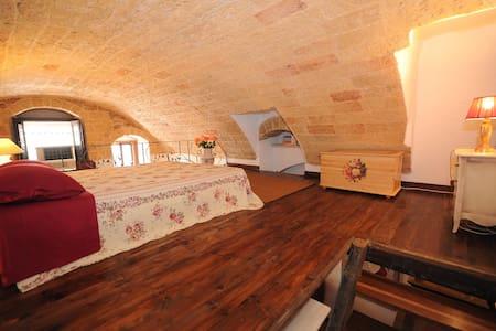 Romantic Loft in Hisotrical Center - Specchia - Loftlakás