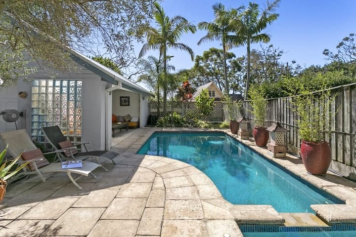 Manly/Manly Vale Family Home with Pool and Spa