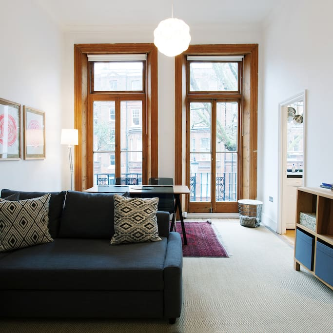 Cheap 2 Bedroom Apartments For Rent: 2 Bedroom Apt In Earl's Court 4 Min Walk From Tube