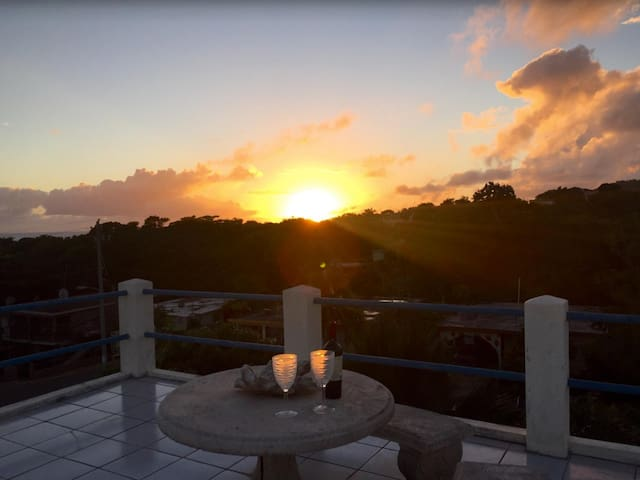 Vieques Private Penthouse Sleeps 4 Ocean View (5)
