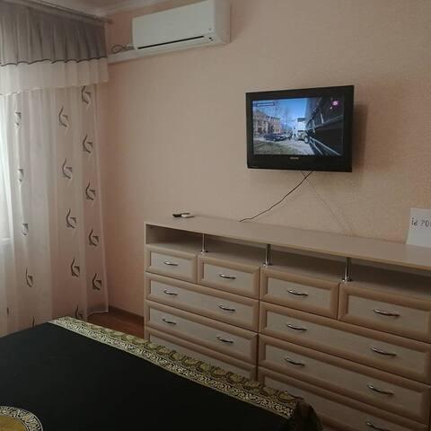 Однокомнатная квартира Артюшкова 1