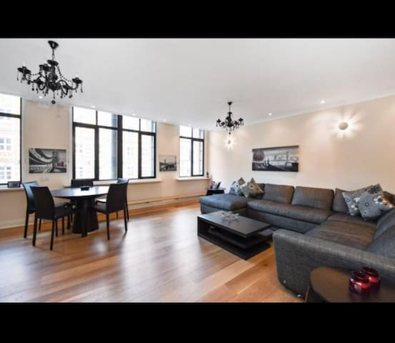 Luxury Flat at the heart of London