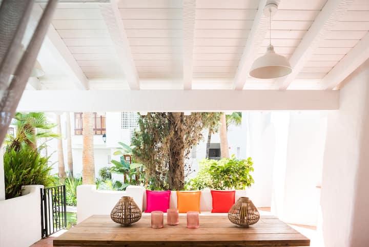 Marbella Puente Romano - Superb apartment