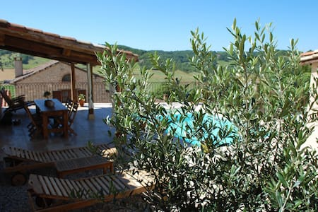 Stay in the medieval Cordes sur Ciel - Cordes-sur-Ciel - Гестхаус