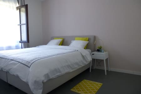 Attractive room in quiet green area - Wommelgem - House