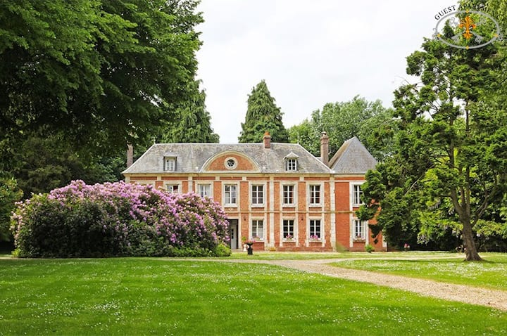 Manor House in Normandy