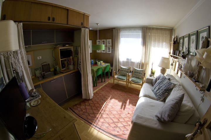 One Bedroom Apartment in Dobbiaco - Dobbiaco - Pis