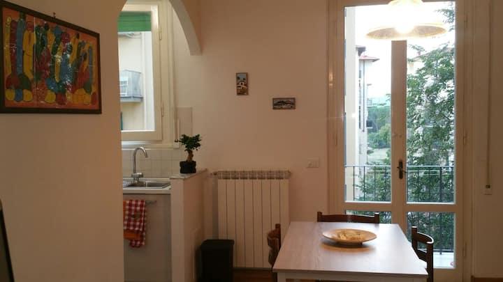 Luminoso appartamento in Firenze