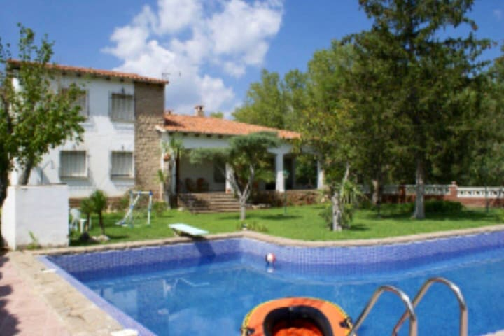 Villa María Luisa en Castellón interior