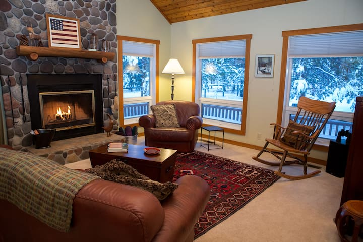Snow Goose Cottage, GREAT for couples!