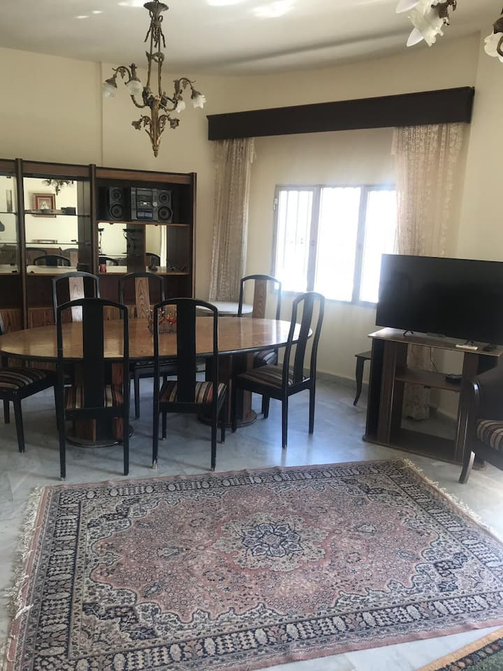 Appartement for rent at the heart of zahle