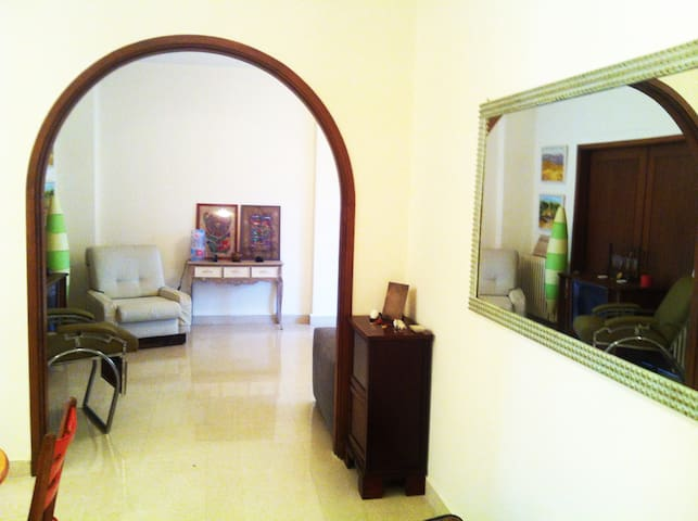 Lovely and central Hamra apartment - Bayrut - Apartment