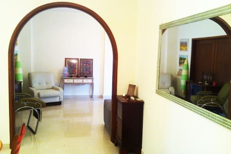 Lovely and central Hamra apartment - Bayrut - Flat