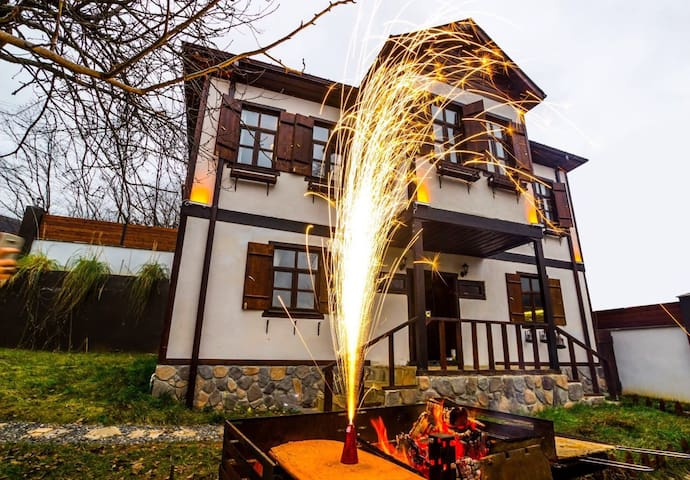 Historical Mansion - Trabzon - Дом