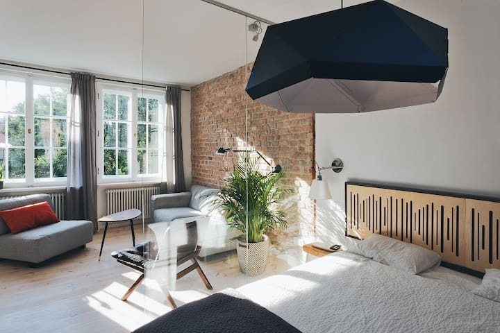 Bright and sunny Apt in the heart of old town - Gdańsk - Daire
