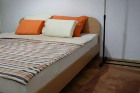Room with great next-door roommate :-)