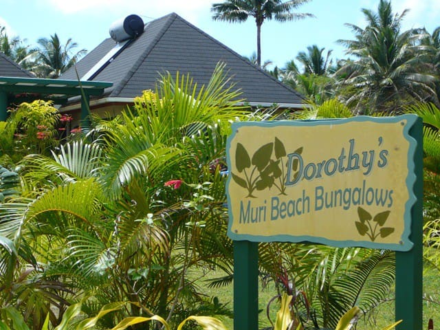 Dorothy's Muri Beach Bungalows - 2 Bedroom