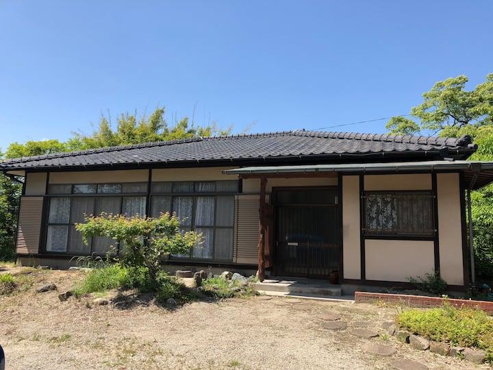 一棟貸 Big garden  Japanese house in Saga大人数なら断然お得‼️