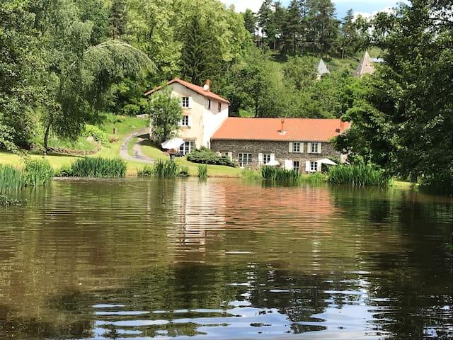 Le Moulin des Baumes