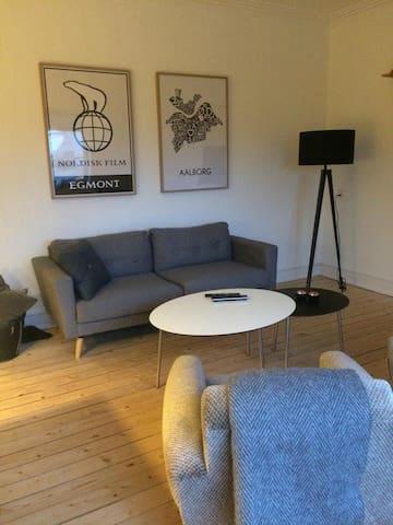 Dejlig lejlighed i Aalborg vestby - Aalborg - Apartamento