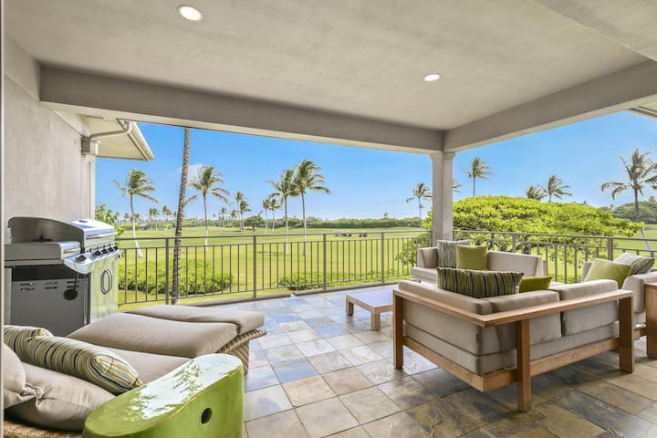 Hualalai Resort Fairway Villa 116D