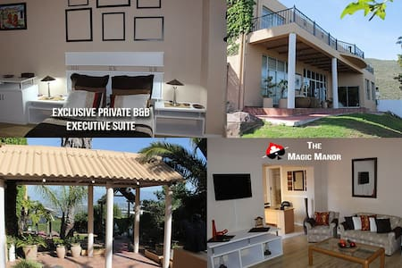 The Magic Manor - Ciudad del Cabo