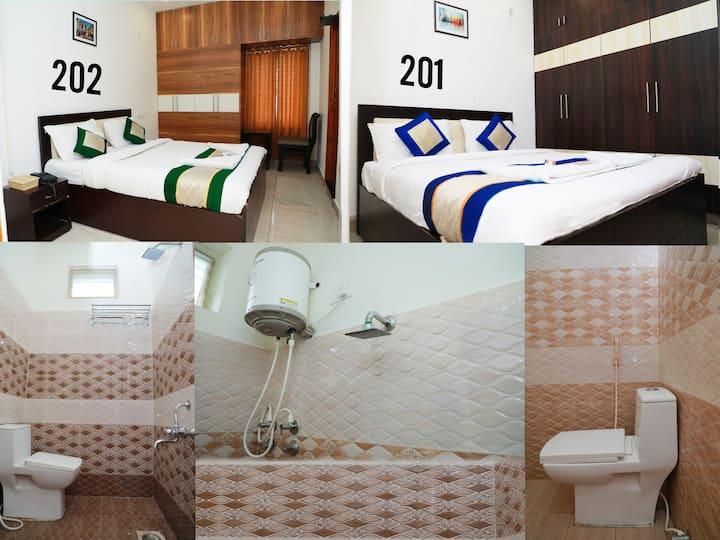 Vaibhava Service Apartments 2A-2BHK, A/c, Tirupati