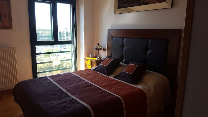 Beauty double  room With private bathroom - Madrid - Apartment