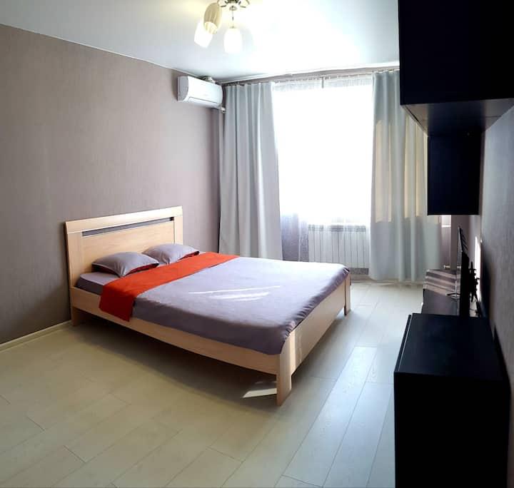 Уютная и современная квартира в центральном районе