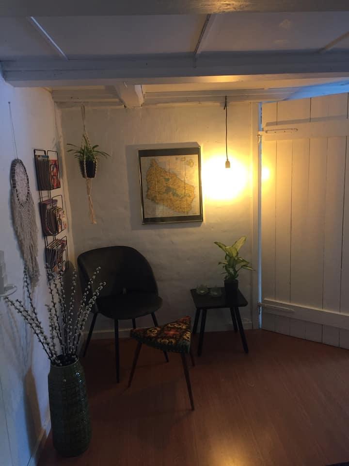 Hyggelig lejlighed i Nexø