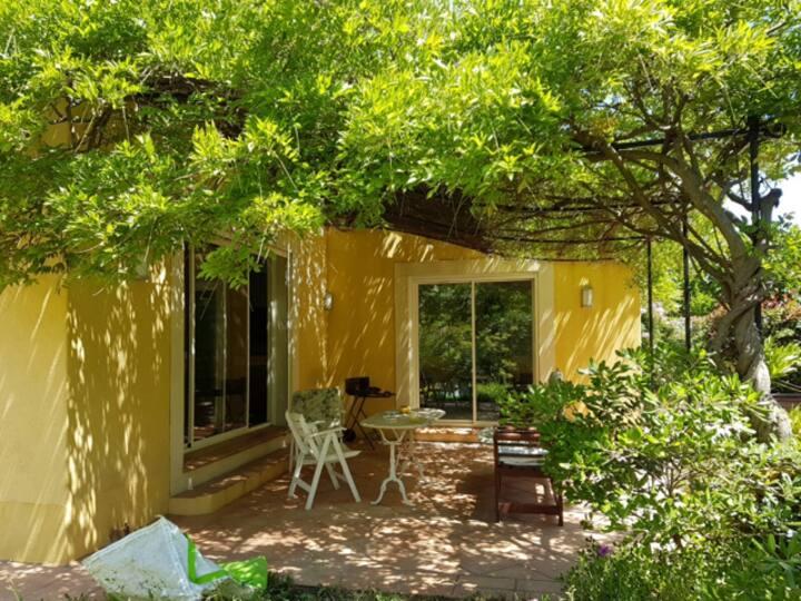 Hyères Haus zum Geniessen, ideal für Familien