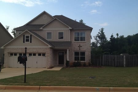 Tons of Space in a Beautiful Place-War Eagle - Auburn - Casa