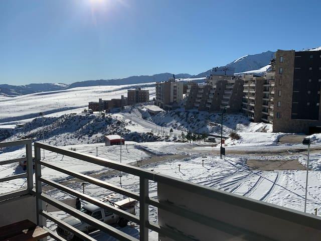 Ski La Parva/ 5 huéspedes/ Excelente/ Nuevo