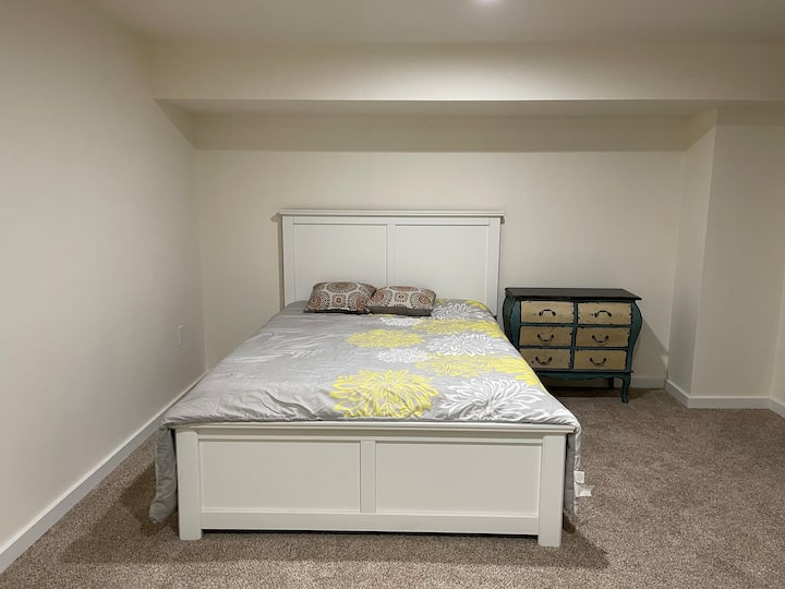 Completely Furnished Basement Home