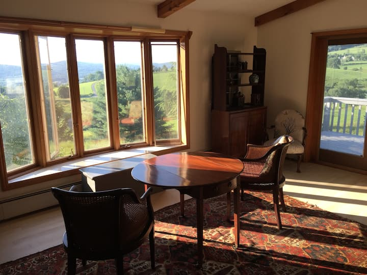Home with a View, Copake Falls in Columbia County