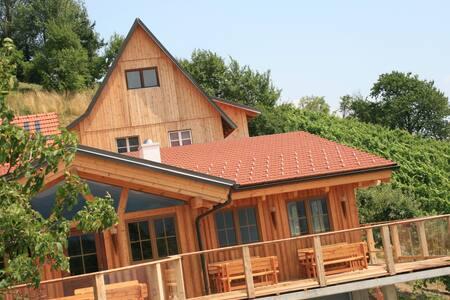 Paradies in den Weinbergen - Krottendorf bei Ligist
