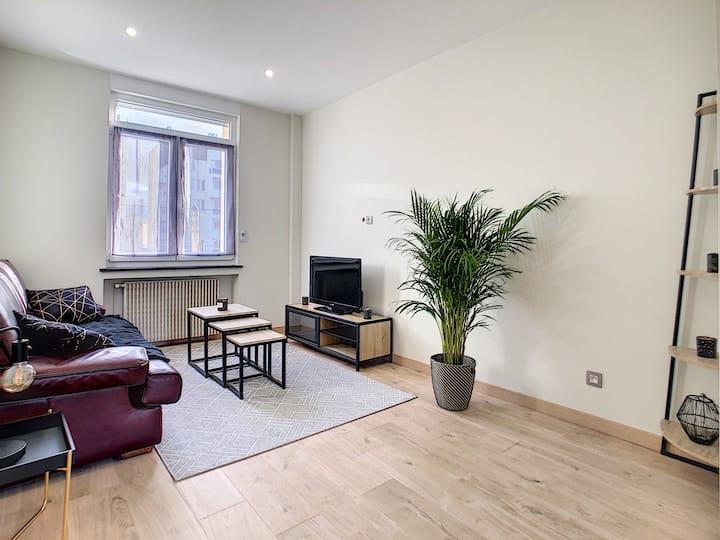 Appartement neuf METZ quartier Ban saint Martin