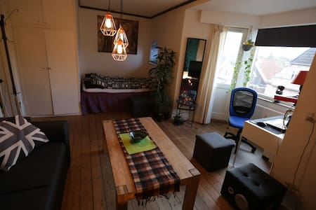 Cosy warm apartment with great placement - Søborg