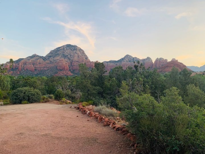 Coffee Pot Hideaway - A Sedona home with a view