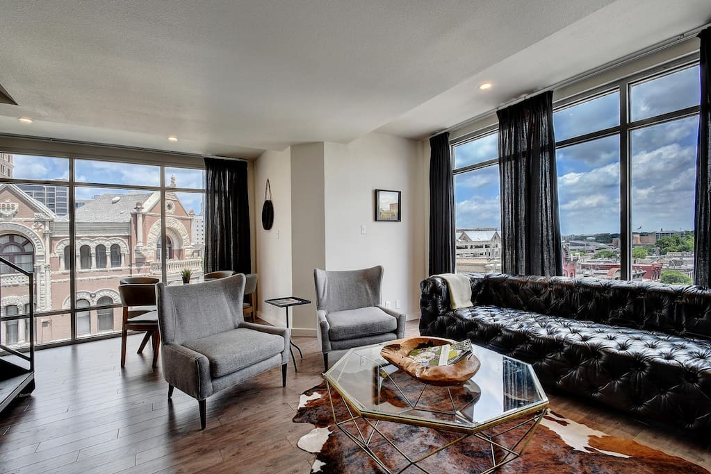 City Loft W 3 Balconies On 6th C1 Flats For Rent In