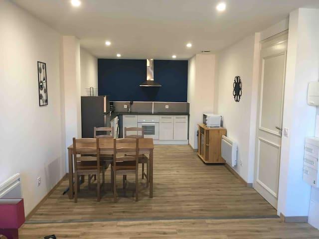 La Cathare Appartement 2