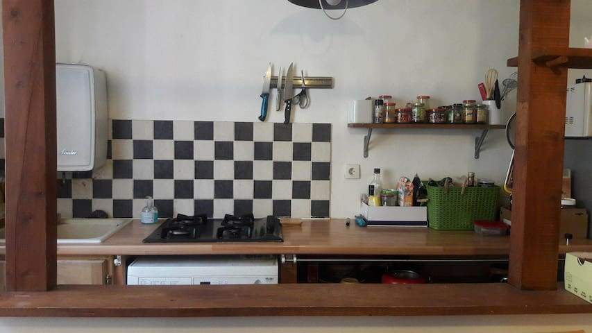 Appartement cosy en plein centre de Grenoble