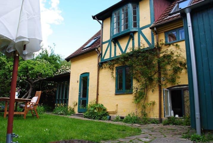 Lovely villa with enchanted garden - København - Villa