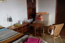 Habitación en casa de campo