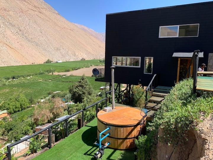 Refugio San Gabriel en Pisco Elqui