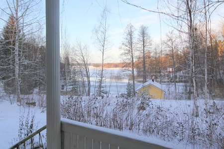Sunset Puutikkala - Hämeenlinna - Rumah
