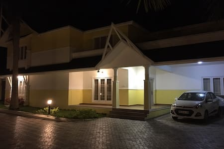 Serene Villa, spacious,new, vibrant