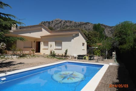 Exclusive Villa with pool - Collbató - Villa